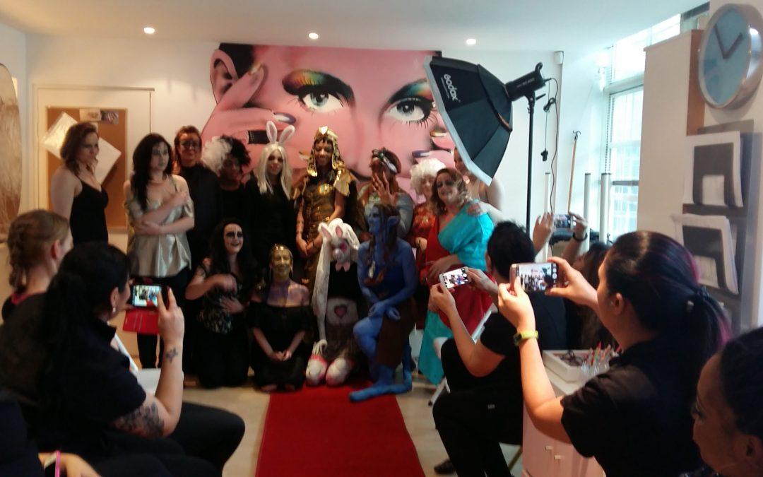 Fashion and Make Up Showcase