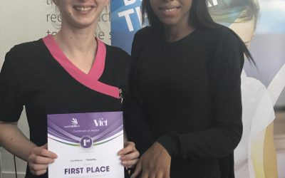 Another Competition Win – Worldskills 1st Place Win!